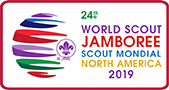 24th World Scout Jamboree – Croatian Contingent Logo